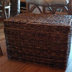 Unique basket box